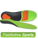 FootActive Sports - Innleggssåler for sport og løping